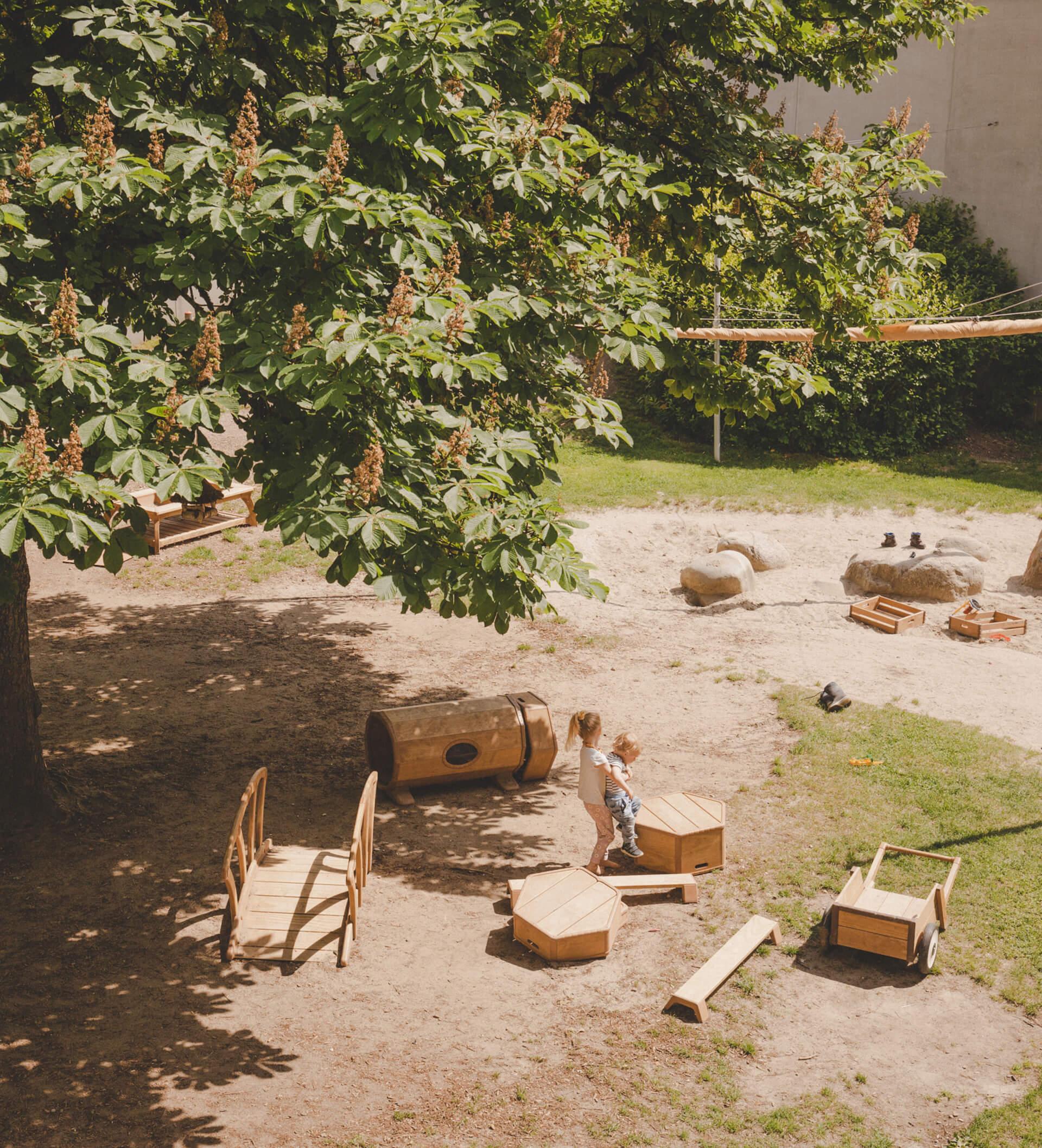 servusKIDS München Haus für Kinder Odinstraße